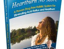 Heartburn No More Book