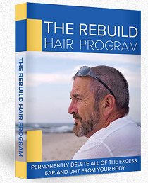 Jared Gates Hair Loss Protocol